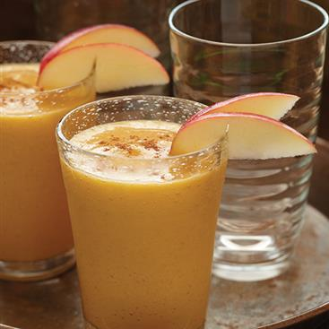 Frosty Pumpkin Smoothie