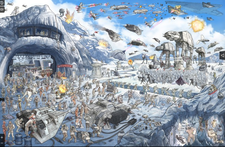 Star Wars The Epic Battles Hoth