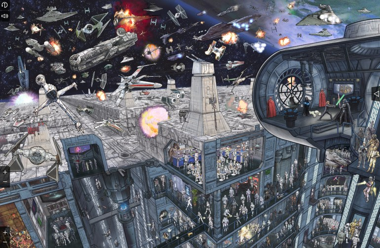Star Wars The Epic Battles Yavin