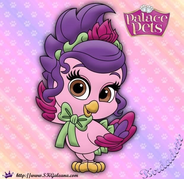 Birdadette Princess Palace Pet SKGaleana image