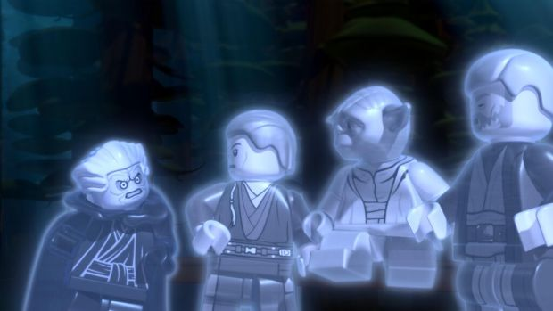 Lego Droid Tales Ghosts