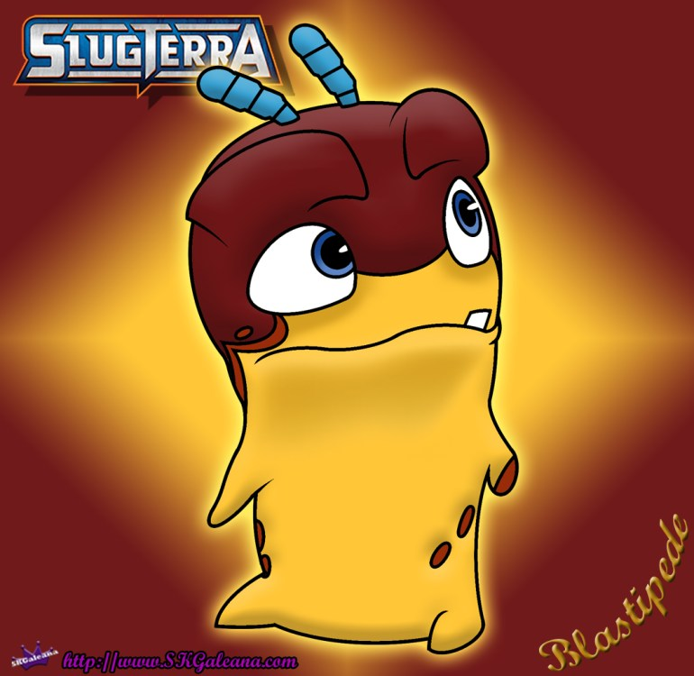 name that slug from Slugterra SKGaleana 2
