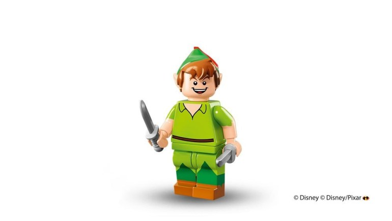 Peter Pan Lego Minifigure