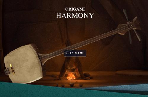 Origami Harmony Kubo