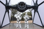 AUSTIN, TX - MARCH 11: Star Wars: The Force Awakens - The First Order Has Landed At SXSW on March 11, 2016 in Austin, Texas. (Photo by Vivien Killilea/Getty Images for Walt Disney Studios Home Entertainment)