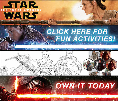 Star Wars Blogger Button