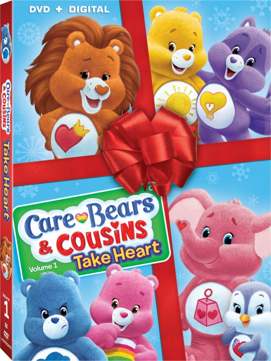 Care Bears and Cousins Take Heart DVD