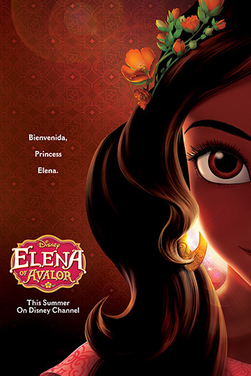 elena of avalor Poster 2 image