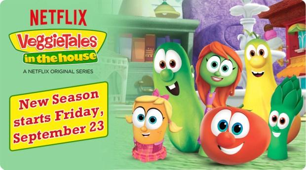 Veggietales In The House Season 4 On Netflix Skgaleana