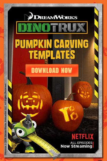 dinotrux-halloween-pumpkin-templates