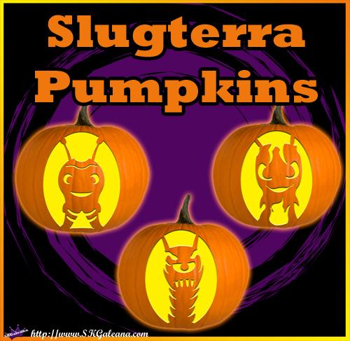 slugterra-pumpkins-by-skgaleana