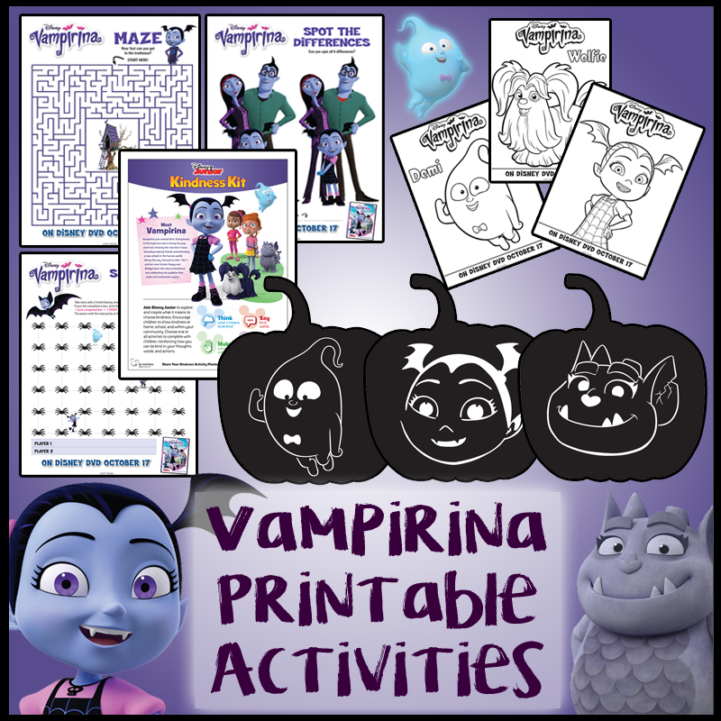 Printable Activities and Coloring