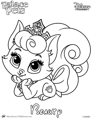 You Can Download More Free Printable Disney Princess Palace Pets On My Blog Here Once The Page
