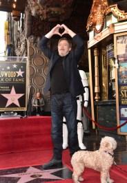 Mark Hamill Star on the Ho4llywood Walk of Fame