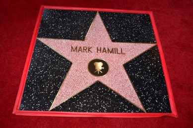 Mark Hamill Star on the Hollywood Walk of Fame12