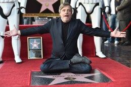Mark Hamill Star on the Hollywood Walk of Fame3