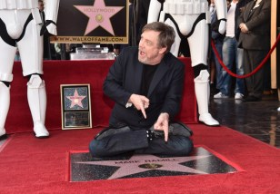 Mark Hamill Star on the Hollywood Walk of Fame7