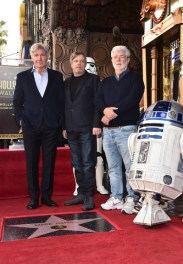 Mark Hamill Star on the Hollywood Walk of Fame9