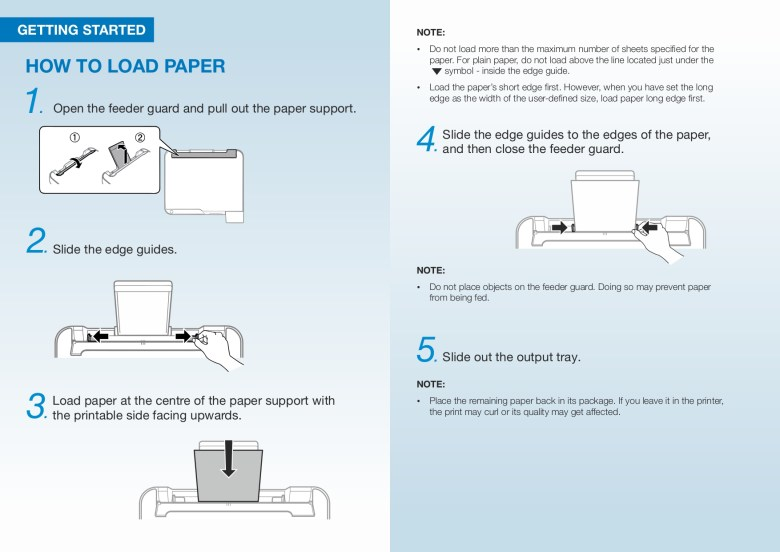 Printing Scanning guide for school kids page 0006