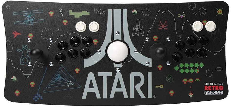 Review: Atari Arcade Fightstick