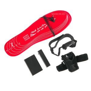 Стельки с подогревом на батарейках Red Laika RL-ST-AA