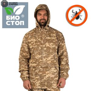 Противоэнцэфалитный костюм Биостоп Лайт цвет пустыня