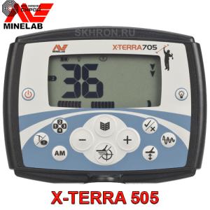 Блок управления Minelab X-Terra705