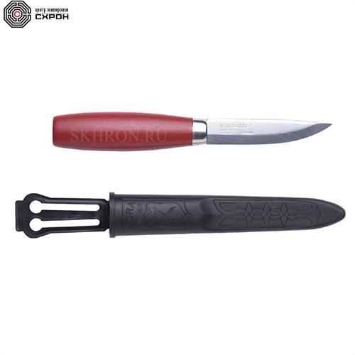 Нож Morakniv Classic №2/0,углеродистая сталь