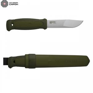Нож Morakniv Kansbol нержавеющая сталь хаки