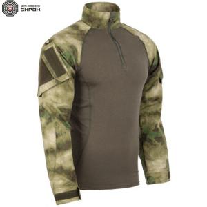 Боевая тактическая рубашка М-1 мох