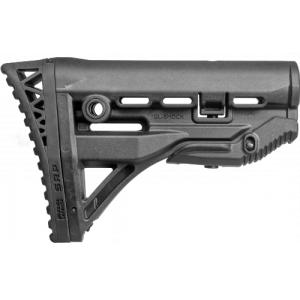 Приклад с амортизатором Fab Defense GL-SHOCK SRP черный