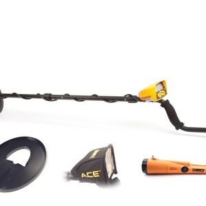 Металлоискатель Garrett Ace 300i комплект с пинпоинтером Pro Pointer AT купить Калининград со скидкой