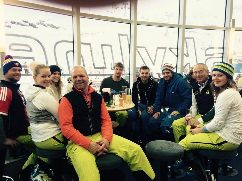 Fortbildung Kaprun Skilehrer Skiclub Altomünster