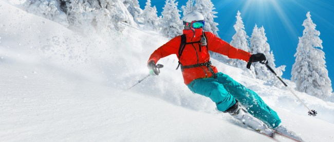 5 Amazing Benefits of Skiing