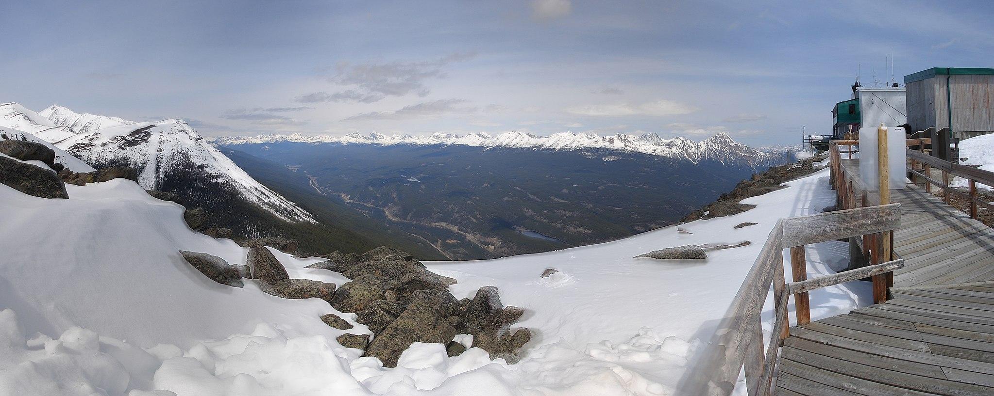 Jasper_ski_resort