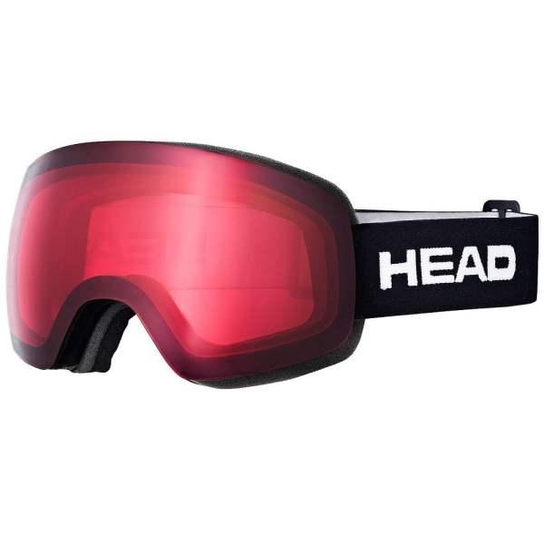 gogle narciarskie head globe tvt 2019 red