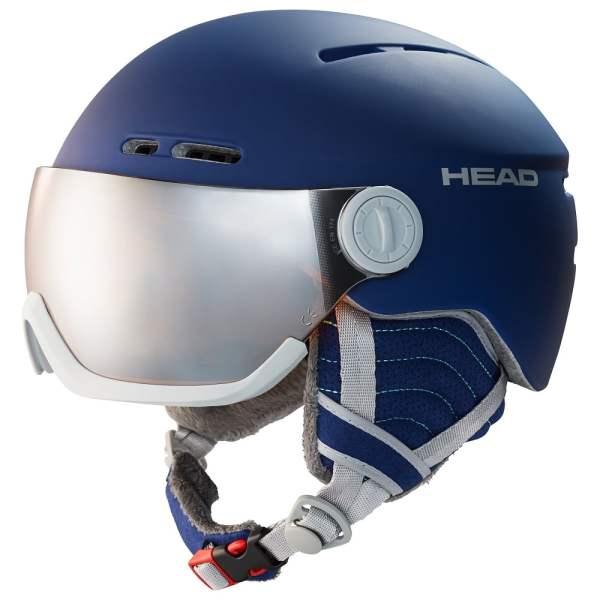 kask narciarski head queen 2020 nightblue
