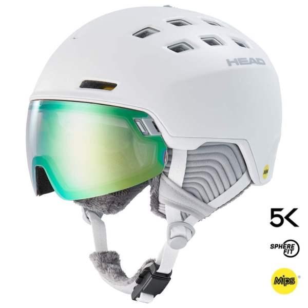 kask narciarski head rachel 5k photo mips