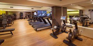 Sport Village Hotel gym