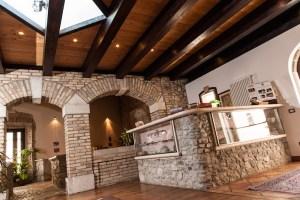 Hotel Il Lavatoio reception