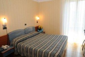 Hotel Victoria bedroom