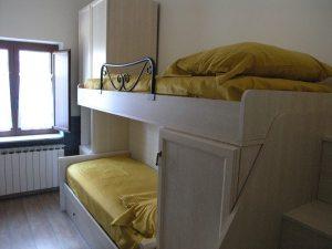 Apartments I Narcisi bunk room