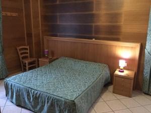 Hotel Vallefura bedroom