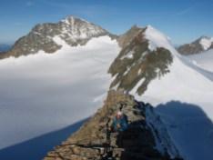 Piz Palü traverse, Switzerland