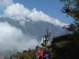 Below Lukla, Nepal