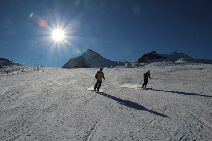Good skiing @La_Thuile_ski