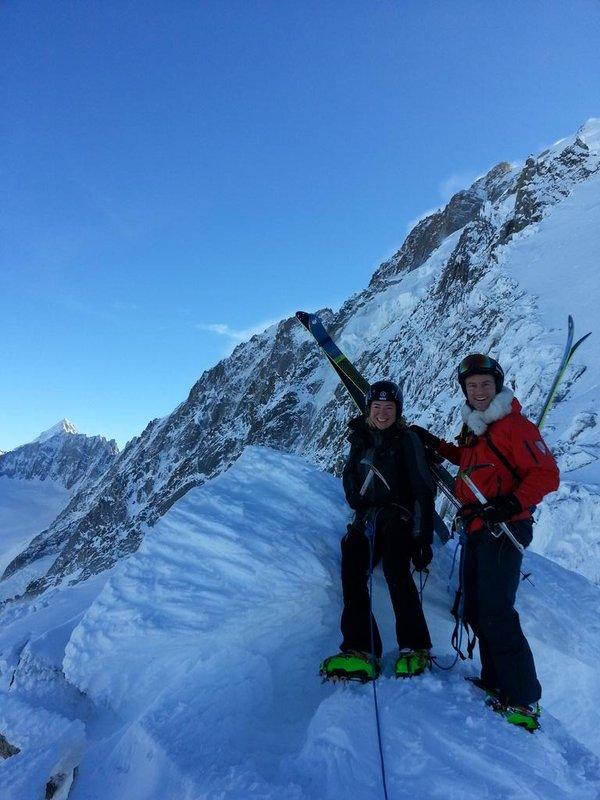 Pre #skitour #training