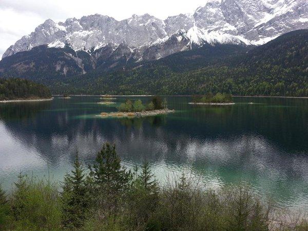 6 years living in @Garmisch…
