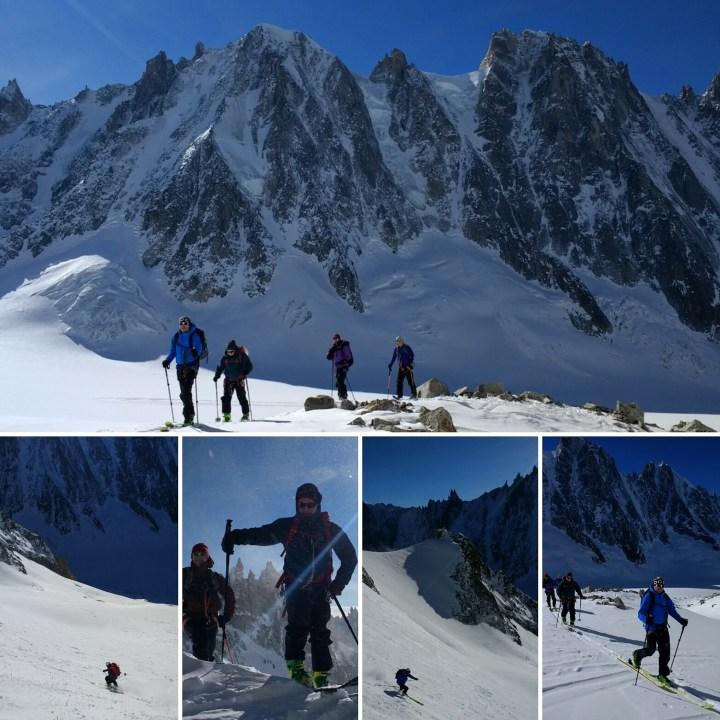 Peaceful #skitouring