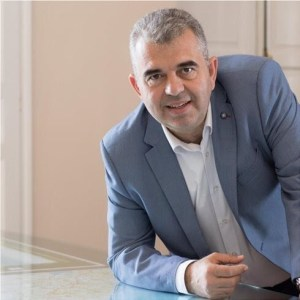 Ο δήμαρχος Καρύστου κ. Λευτέρης Ραβιόλος